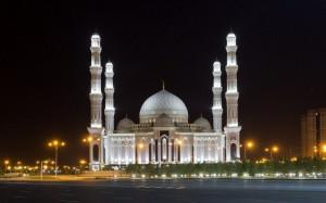 Akhmad Kadyrov Mosque (Grozny, Chechnya)