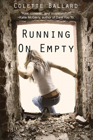 Running on Empty by Colette Ballard Cover Reveal