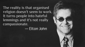 Elton John Quotes (Images)