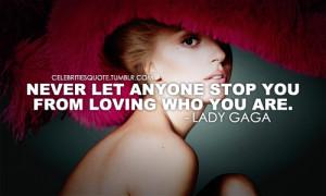 Lady Gaga Quotes and Sayings