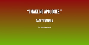 Quotes About Apology