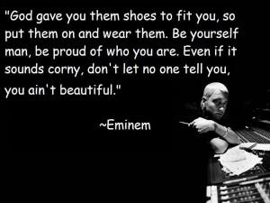 Eminem Quote 2013