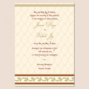 What's your Wedding Invitation Style?