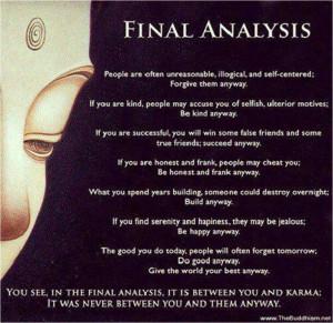 2013 Relational Buddhism Kindness Formula