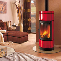 Gas | Ceramic | Closed Combustion | Wood Burning