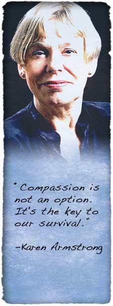 Karen Armstrong quote