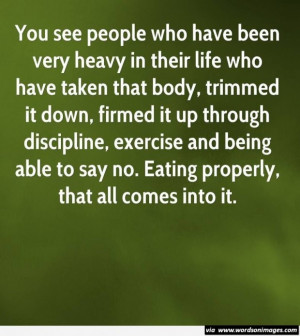 Diet quotes and sayings