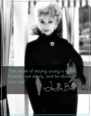 Lucille Ball Quotes About Love