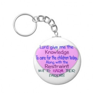 Pediatric Nurse Gifts--Hilarious sayings Keychains