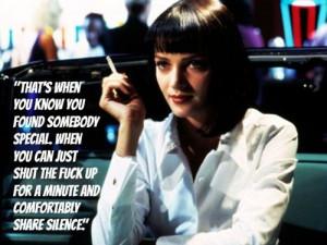 Uma Thurman--Pulp FictionFilm, Quentin Tarantino, Pulpfiction, Uma ...