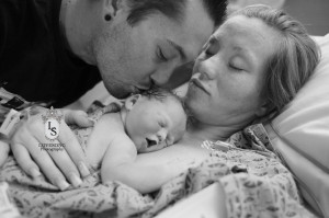 PHOTOS: Parents create beautiful remembrance of stillborn baby