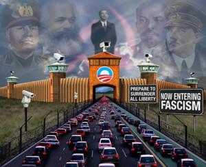 Obama's Vision For America: Now Entering Fascism