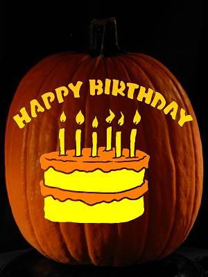 Halloween Birthdays!