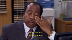 Stanley Hudson | The Office | #TheOffice Theoffice Stan, Funny Stuff ...