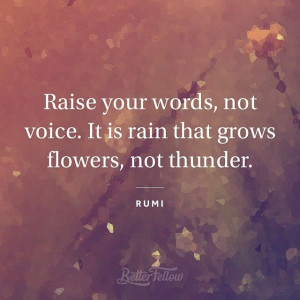 rain and thunderstorm quotes your words not voice it is rain that ...
