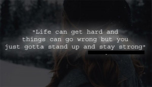 30+ Quotes For When Life Gets Hard