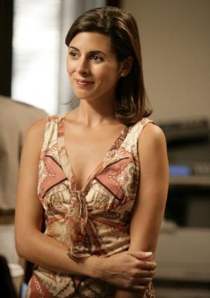 picture of Meadow Soprano, portrayed by Jamie-Lynn Sigler. Meadow is ...