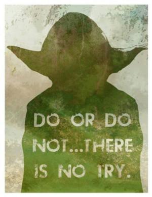 Yoda wisdom