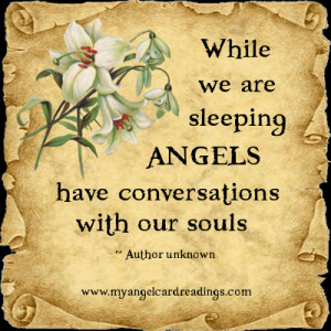 ... souls author unknown more angel parchment image quotes 100 more angel