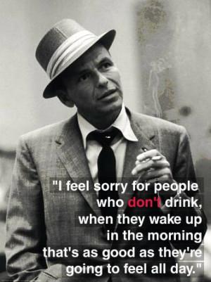 Frank Sinatra..love it!