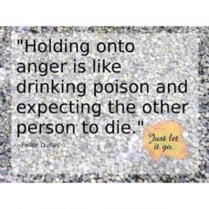 Anger - Let it go!