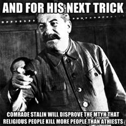 Joseph Stalin Religion