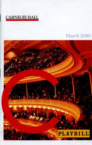 Carnegie Hall March...