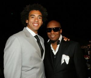 Damon Thomas Harvey Mason Jr. and Damon Thomas of 'The Underdogs' in ...