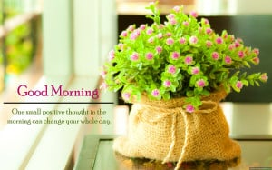 home good morning best good morning quote flowers hd wallpaper