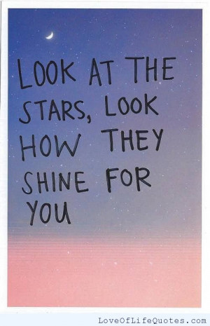 stars can t shine without darkness good fiends are like stars stars ...