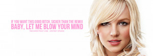 Britney Spears Till The World Ends Quote Wallpaper