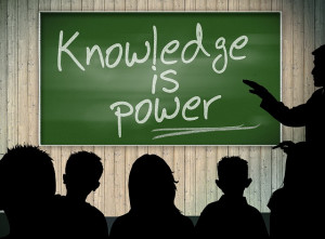 Adult Education, Leave, Know, Power, Board, Hand, Learn