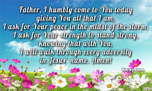 Quotes Daily Prayer Inspirational Prayers picture