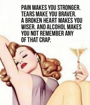 Broken Heart Makes You Wiser: Quote About A Broken Heart Makes You ...