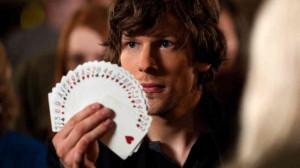 hide caption Jesse Eisenberg plays J. Daniel Atlas, part of a team of ...