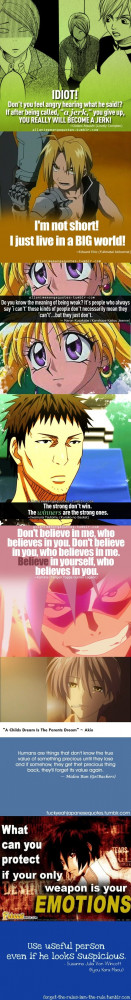 Funny Anime Motivational Quotes Anime motivational quotes