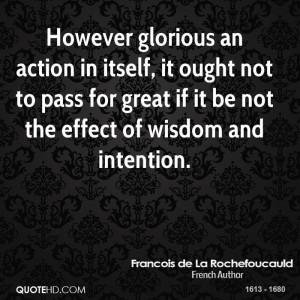 Francois de La Rochefoucauld Wisdom Quotes