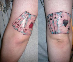 love and hate tattoo tattoo a white rook tattoo on