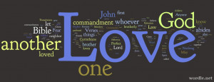 Bible Verse That Says God Is Love