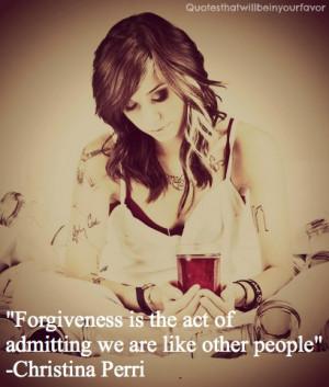 Christina Perri Quotes