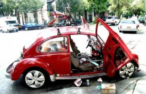 volkswagen beetle lobster car funny 8 volkswagen beetle lobster car
