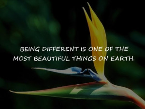 Being Different Inspirational Quotes | Share Life Quotes