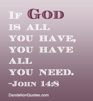 Uplifting God Quotes – God's Quotes to Uplift Your Spirit - If God ...