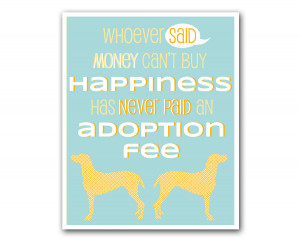 quotes about pet adoption