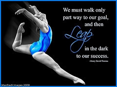 Motivational Sports Quotes Gymnastics Quality Of Life picture