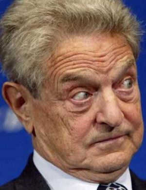 George Soros Evil