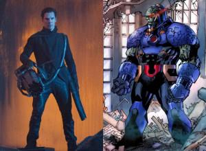 Justice League - Darkseid: Benedict Cumberbatch by AllStarDoomsday1992