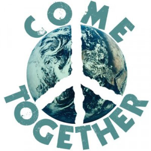 come together for world peace t shirts world peace come