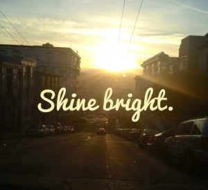 smile #shine #quotes
