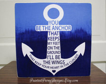 Popular items for you are the anchor